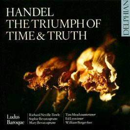 Georg Friedrich Händel: The Triumph of Time & Truth (2CD, Delphian)