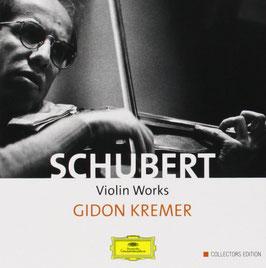 Franz Schubert: Violin Works (4CD, Deutsche Grammophon)
