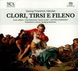 Georg Friedrich Händel: Clori, Tirsi e Fileno (SACD, NCA Classical)