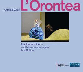 Antonio Cesti: L'Orontea (3CD, Oehms)