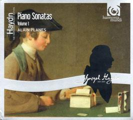 Joseph Haydn: Piano Sonatas volume 1 (3CD, Harmonia Mundi)