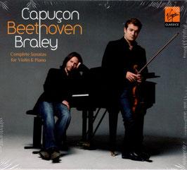 Ludwig van Beethoven: Complete Sonatas for Violin & Piano (3CD, Virgin)