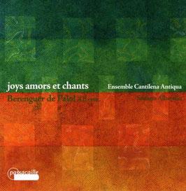 Berenguer de Palol: Joys amors et chants (Passacaille)