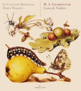 Marc-Antoine Charpentier: Leçons de Ténèbres (Glossa)