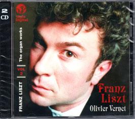 Franz Liszt: The Organ Works Vol. 2 (2CD, Ligia Digital)