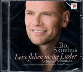 Franz Schubert, Robert Schumann: Leise fliehen meine Lieder (Sony)