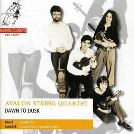 Maurice Ravel, Leos Janacek: Dawn to Dusk (Channel Classics)