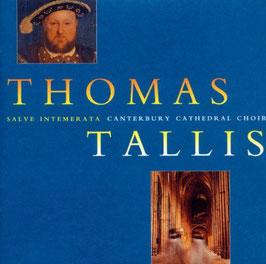 Thomas Tallis: Salve Intermerata (Metronome)