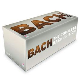 Johann Sebastian Bach: The Complete Bach Edition (153CD, Teldec)