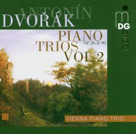 Antonín Dvorák: Piano Trios Op. 26 & 90 (MDG)