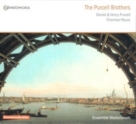 Henry Purcell, Daniel Purcell: The Purcell Brothers (Christophorus)