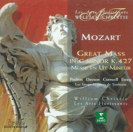 Wolfgang Amadeus Mozart: Great Mass in C Minor K.427 (Erato)