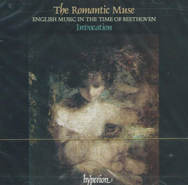The Romantic Muse, English Music in the Time of Beethoven (Hyperion)