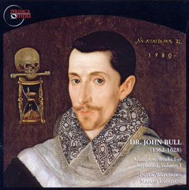 John Bull: Complete Works for Keyboard, Volume I (2CD, Musica Omnia)