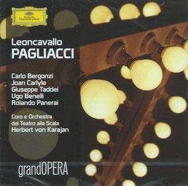 Ruggiero Leoncavallo: Pagliacci (Deutsche Grammophon)