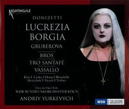 Gaetano Donizetti: Lucrezia Borgia (2CD, Nightingale)