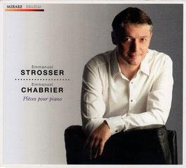 Emmanuel Chabrier: Pièces pour piano (Mirare)