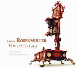 Johann Rosenmüller: Vox dilecti mei (Ramée)