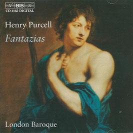Henry Purcell: Fantazias (BIS)