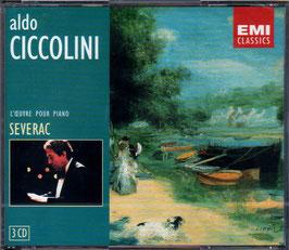 Déodat de Séverac: L'Oeuvre pour piano (EMI)