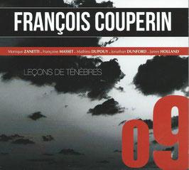 François Couperin: Leçons de Ténèbres (Hérissons)