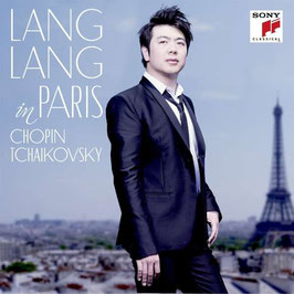 Lang Lang in Paris: Chopin, Tchaikovsky (2CD, DVD, Sony)
