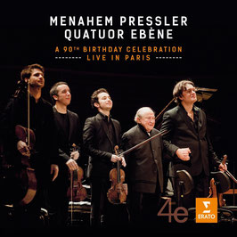 A 90th Birthday Celebration, Live in Paris (CD, DVD, Erato)