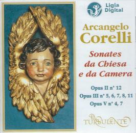 Arcangelo Corelli: Sonates da Chiesa e da Camera (Ligia Digital)
