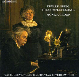 Edvard Grieg: The Complete Songs (7CD, BIS)