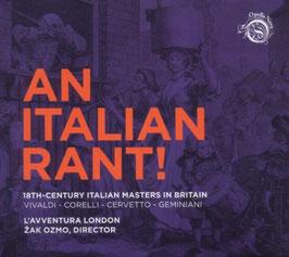 An Italian Rant! 18th-Century Italian Masters in Britain (Opella Nova)