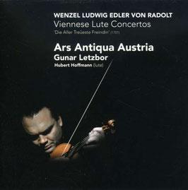 Wenzel Ludwig Edler von Radolt: Viennese Lute Concertos, Die Aller Treüeste Freindin, 1701 (Challenge Classics)