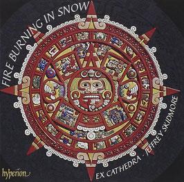 Juan de Araujo: Fire burning in snow (SACD, Hyperion)