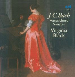 Johann Christian Bach: Harpsichord Sonatas (CRD)