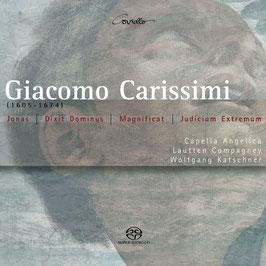 Giacomo Carissimi: Jonas, Dixit Dominus, Magnificat, Judicium Extremum (SACD, Coviello)