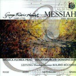 Georg Friedrich Händel: Messiah (2CD, CFM)