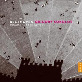 Ludwig van Beethoven: Sonatas No. 4 & 28, Rondos (Naïve)