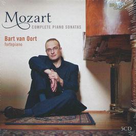 Wolfgang Amadeus Mozart: Complete Piano Sonatas (5CD, Brilliant)