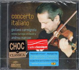Concerto Italiano: Dall'Oglio, Stratico, Nardini, Lolli (Archiv)