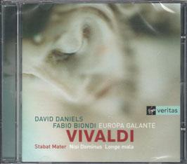 Antonio Vivaldi: Stabat Mater, Nisi Dominus, Longe mala (Virgin Veritas)