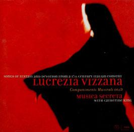 Lucrezia Vizzana: Componimenti Musicali 1623 (Linn Records)