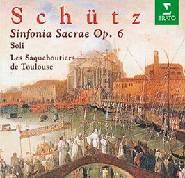 Heinrich Schütz: Symphoniae Sacrae Op. 6 (Erato, Warner)