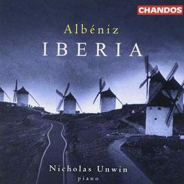 Isaac Albéniz: Iberia (Chandos)