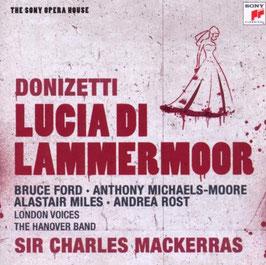 Gaetano Donizetti: Lucia di Lammermoor (2CD, Sony)