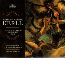 Johann Kaspar Kerll: Delectus Sacrarum Cantionum, 1669 (Ars Musici)
