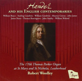 Georg Friedrich Händel: Handel and his English contemporaries (Regent)