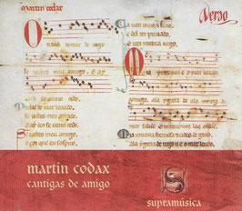 Martin Codax, Cantigas de Amigo (Verso)
