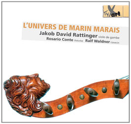 Marin Marais: L'Univers de Marin Marais (Tyx Art)