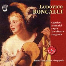 Ludovico Roncalli: Capricci armonici sopra la chitarra spagnola (Arion)