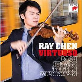 Virtuoso: Bach, Franck, Tartini, Wieniawski (Sony)