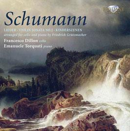 Robert Schumann: Cello Transcriptions of Lieder, Violin Sonata No. 2, Kinderszenen (2CD, Brilliant)